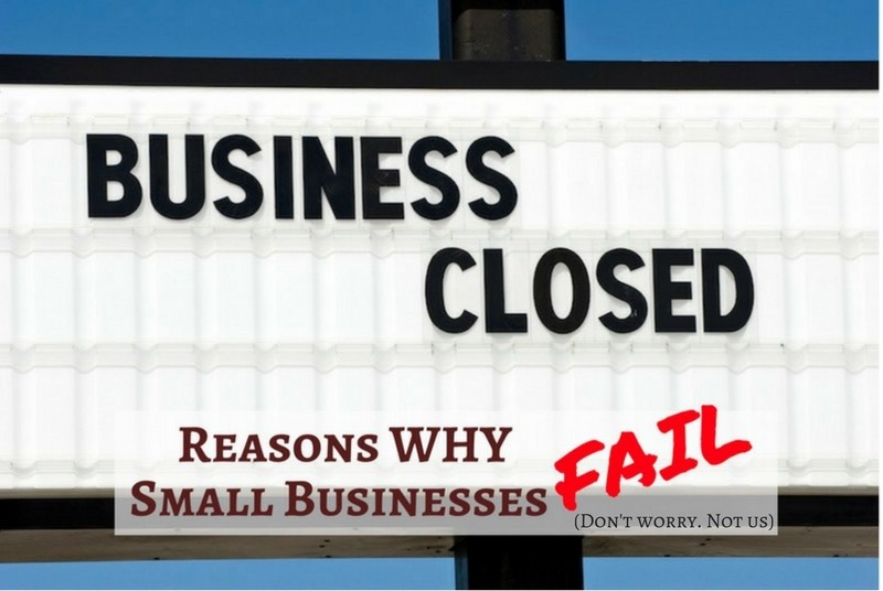 The Most Likely Reasons Why Small Businesses Fail In Grayson County, TX