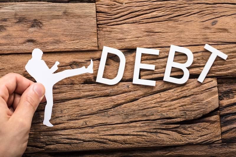 How To Eliminate Bad Business Debt In Your Grayson County, TX Small Business