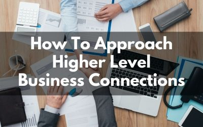 How To Approach Bigger Business Players In Grayson County, TX or Your Niche