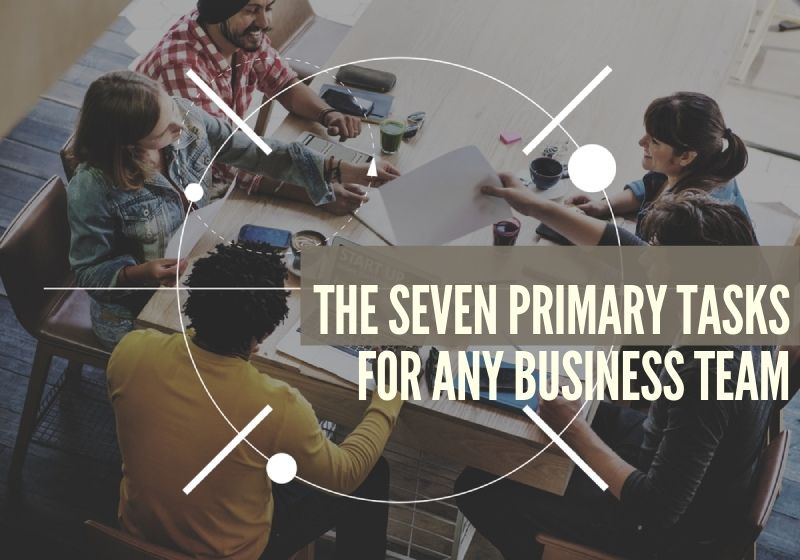 The Seven Primary Tasks For Any Grayson County, TX Business Team